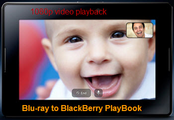 Enjoy Blu-ray on BlackBerry