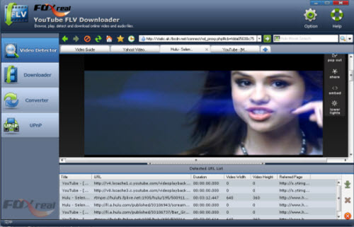 Save flash video from website free onto your computer foxrealdownloaderflv ccuart Choice Image