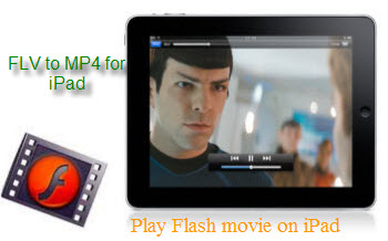 ipad, flv to ipad