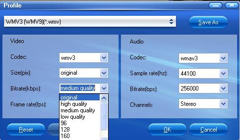 3gp video audio converter: