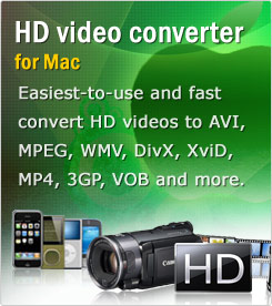 All-in-one solution to convert any videos and GIFs to your portable devices and more.