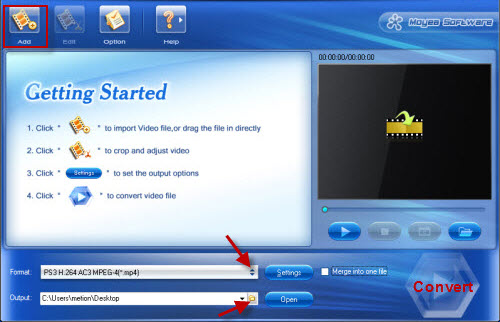 Best MKV to PS3 Converter