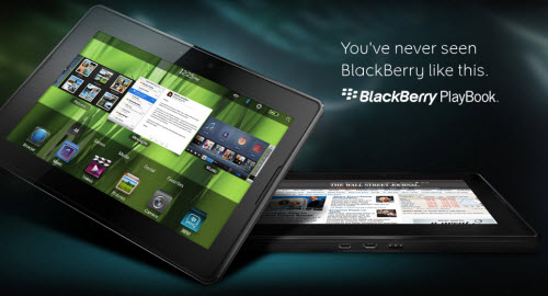 A powerful BlackBerry Playbook