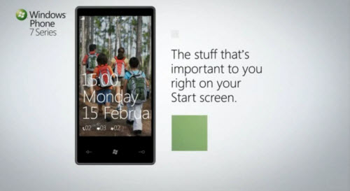Windows Phone 7 is really good